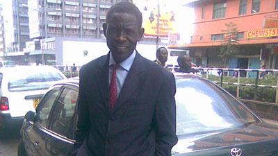 Mr. Albert Malande - Driver (COWU-K)