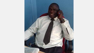 Mr. Tobias Otieno Gunia - Industrial Relations Officer (COWU-K)