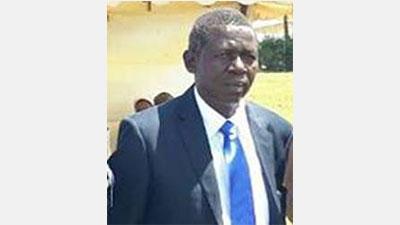 Allan Nambemba - 1st Trustee