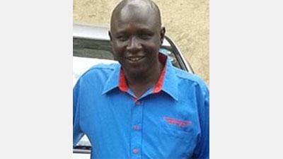 Emmanuel Kanda - National Chairman