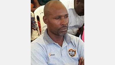Evans Nyaga - Asst. National Treasurer