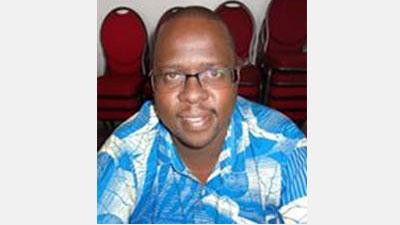 Ibrahim Katema - 3rd Trustee