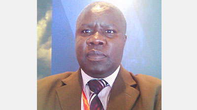 Johnson Okoto - 2nd Asst. Gen. Secretary