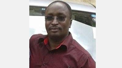Joseph Rwanjau – National Traesurer