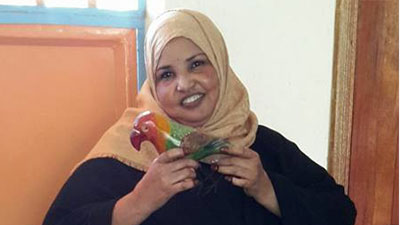 Maryan Dubat Ali- Board Member