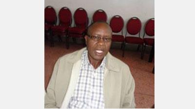 Nicholas Wambua - Board Member