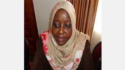 Zubeda Yusuf Dafalla - Women Leader