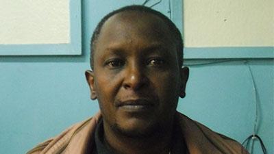 Mr.Rufus G.Njeru - Clerk (COWU-K)